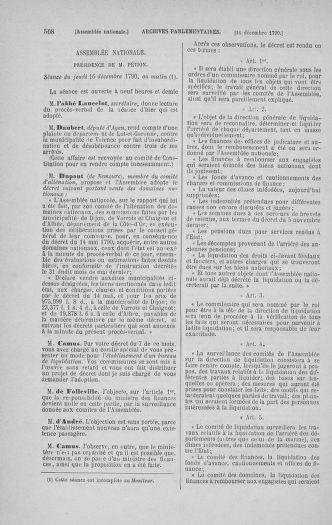 Tome 21 : Du 26 novembre 1790 au 2 janvier 1791 - page 508