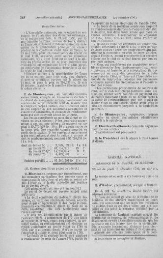 Tome 21 : Du 26 novembre 1790 au 2 janvier 1791 - page 518