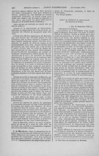 Tome 21 : Du 26 novembre 1790 au 2 janvier 1791 - page 550