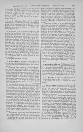 Tome 21 : Du 26 novembre 1790 au 2 janvier 1791 - page 599
