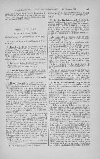 Tome 21 : Du 26 novembre 1790 au 2 janvier 1791 - page 607