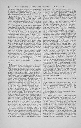 Tome 21 : Du 26 novembre 1790 au 2 janvier 1791 - page 638