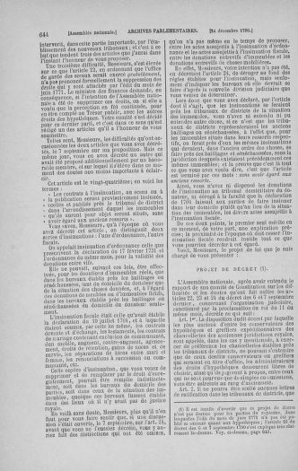 Tome 21 : Du 26 novembre 1790 au 2 janvier 1791 - page 644