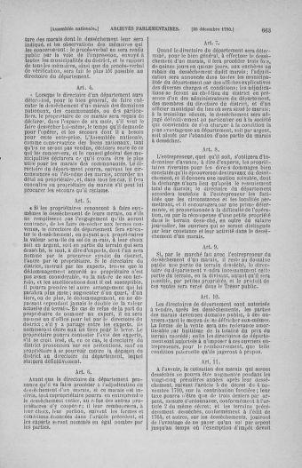 Tome 21 : Du 26 novembre 1790 au 2 janvier 1791 - page 663