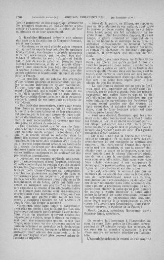 Tome 21 : Du 26 novembre 1790 au 2 janvier 1791 - page 696