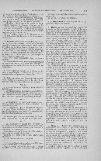 Tome 21 : Du 26 novembre 1790 au 2 janvier 1791 - page 697