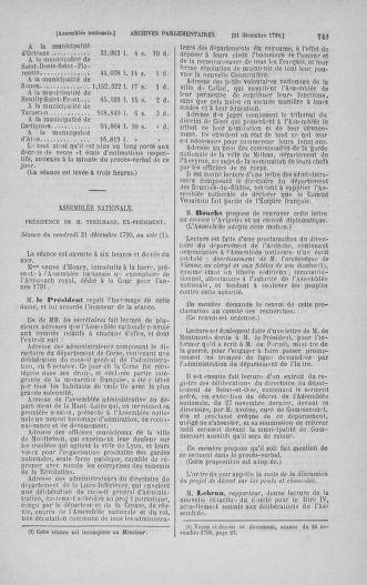 Tome 21 : Du 26 novembre 1790 au 2 janvier 1791 - page 743