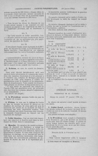 Tome 21 : Du 26 novembre 1790 au 2 janvier 1791 - page 745