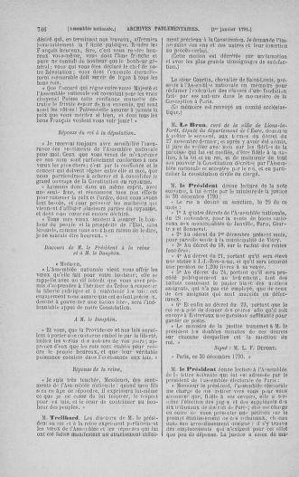 Tome 21 : Du 26 novembre 1790 au 2 janvier 1791 - page 746