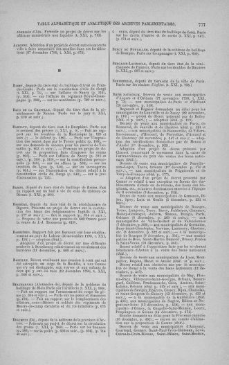 Tome 21 : Du 26 novembre 1790 au 2 janvier 1791 - page 777