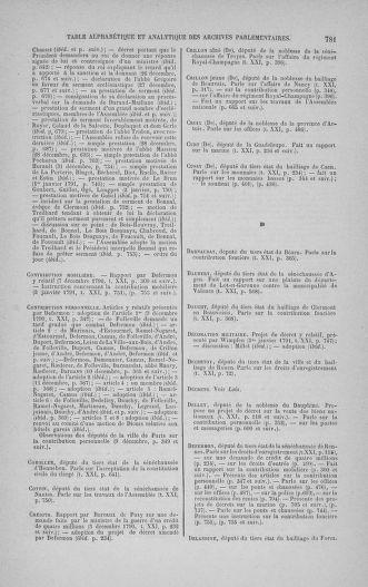 Tome 21 : Du 26 novembre 1790 au 2 janvier 1791 - page 781