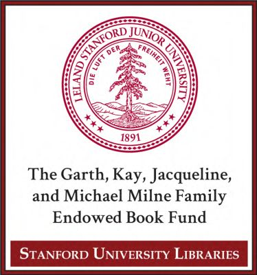 The Garth, Kay, Jacqueline, and Michael Milne Family Endowed Book Fund