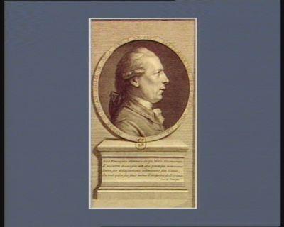 André Danican Philidor né a Dreux le sept septembre mil sept cent vingt six : [estampe]