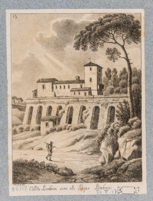 Villa Barberini. Casino