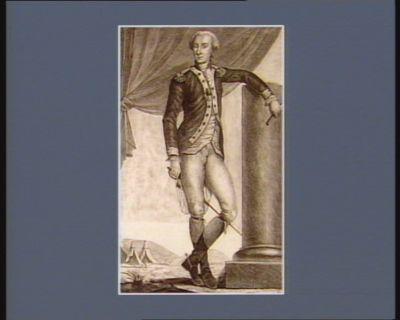 M. le m.quis de La Fayette maréchal des camps, général de la milice parisienne : [estampe]