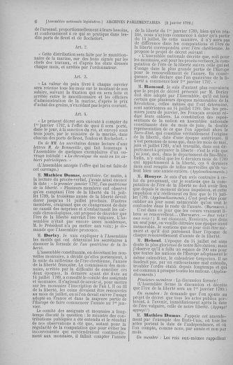 Tome 37 : Du 2 au 28 janvier 1792 - page 6