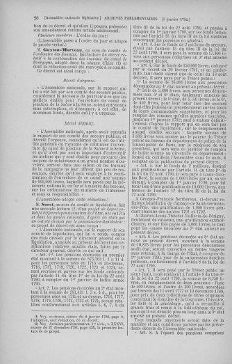 Tome 37 : Du 2 au 28 janvier 1792 - page 26