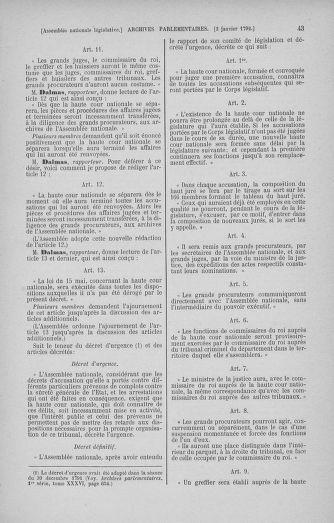 Tome 37 : Du 2 au 28 janvier 1792 - page 43
