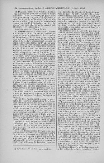 Tome 37 : Du 2 au 28 janvier 1792 - page 178