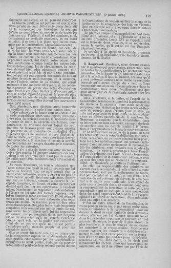 Tome 37 : Du 2 au 28 janvier 1792 - page 179