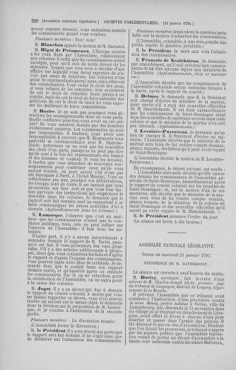 Tome 37 : Du 2 au 28 janvier 1792 - page 220