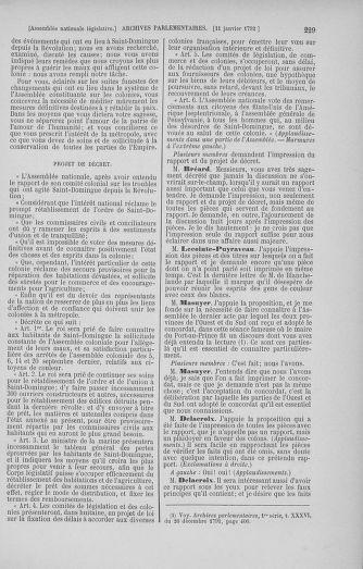 Tome 37 : Du 2 au 28 janvier 1792 - page 229