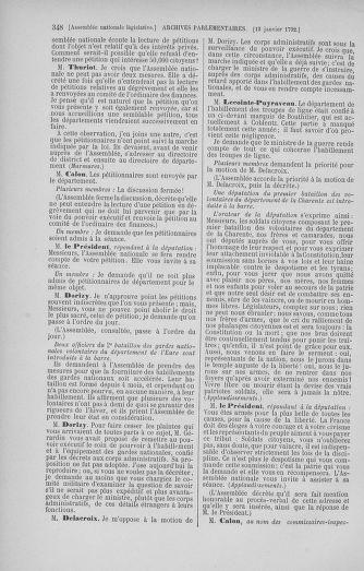 Tome 37 : Du 2 au 28 janvier 1792 - page 348
