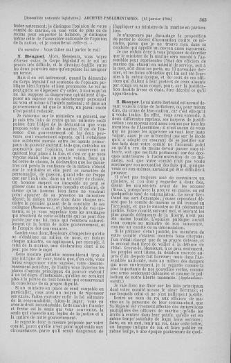 Tome 37 : Du 2 au 28 janvier 1792 - page 365