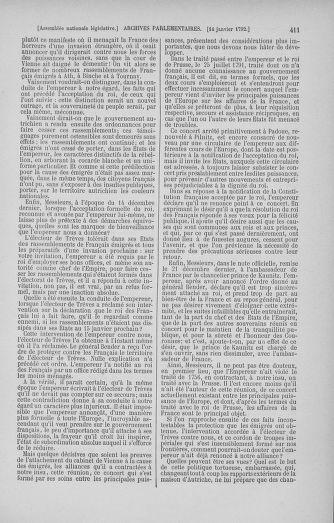 Tome 37 : Du 2 au 28 janvier 1792 - page 411