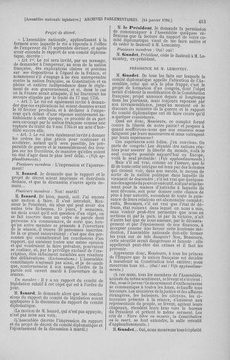 Tome 37 : Du 2 au 28 janvier 1792 - page 413