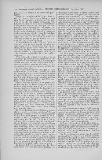 Tome 37 : Du 2 au 28 janvier 1792 - page 418