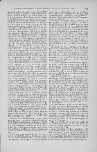 Tome 37 : Du 2 au 28 janvier 1792 - page 509