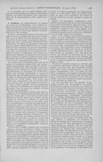 Tome 37 : Du 2 au 28 janvier 1792 - page 557