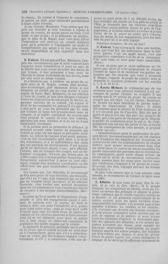 Tome 37 : Du 2 au 28 janvier 1792 - page 558