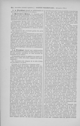 Tome 37 : Du 2 au 28 janvier 1792 - page 634