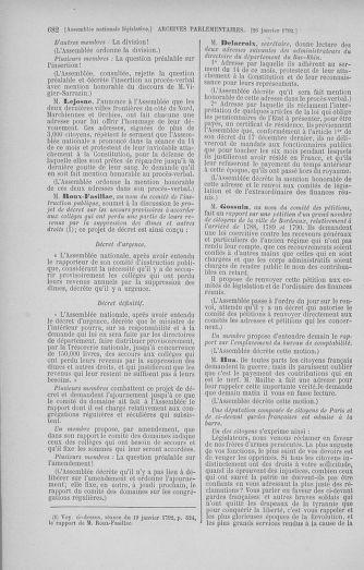 Tome 37 : Du 2 au 28 janvier 1792 - page 682