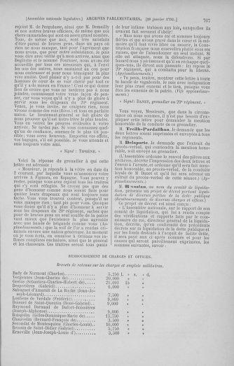 Tome 37 : Du 2 au 28 janvier 1792 - page 707