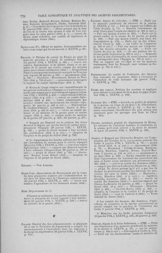 Tome 37 : Du 2 au 28 janvier 1792 - page 770
