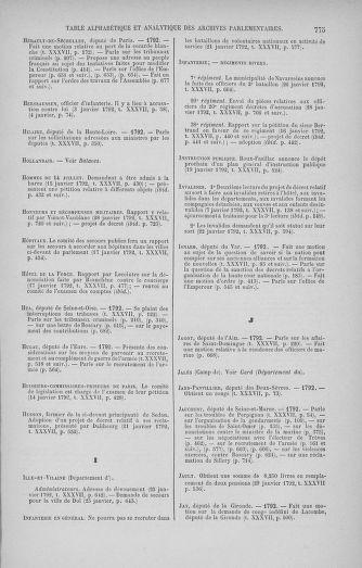 Tome 37 : Du 2 au 28 janvier 1792 - page 775