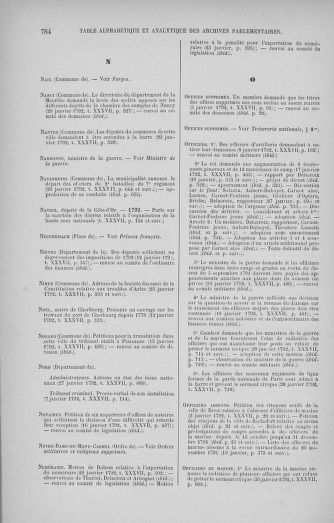 Tome 37 : Du 2 au 28 janvier 1792 - page 784