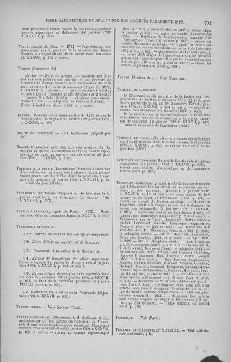 Tome 37 : Du 2 au 28 janvier 1792 - page 793
