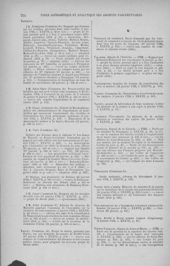 Tome 37 : Du 2 au 28 janvier 1792 - page 794