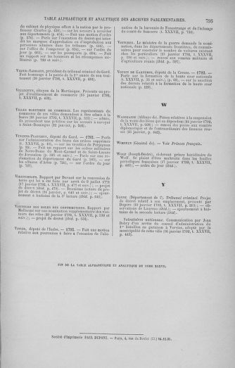 Tome 37 : Du 2 au 28 janvier 1792 - page 795