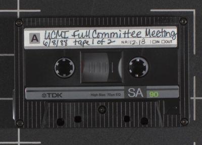 Full committee meeting. part 3