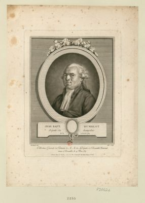 Jean Bapt. Humblot deputé du Beaujolais, né le 21 février 1734 : [estampe]