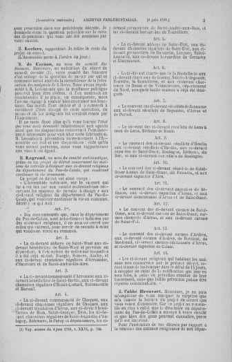 Tome 27 : Du 6 juin au 5 juillet 1791 - page 3