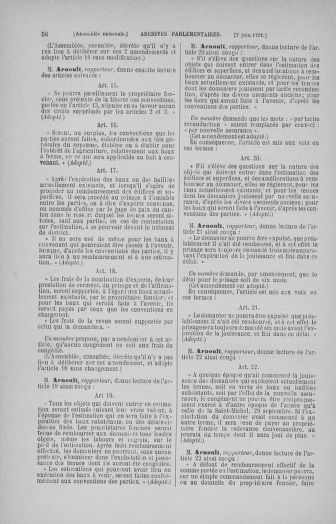 Tome 27 : Du 6 juin au 5 juillet 1791 - page 56