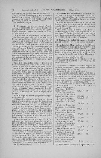 Tome 27 : Du 6 juin au 5 juillet 1791 - page 72