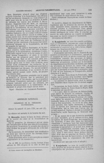 Tome 27 : Du 6 juin au 5 juillet 1791 - page 139