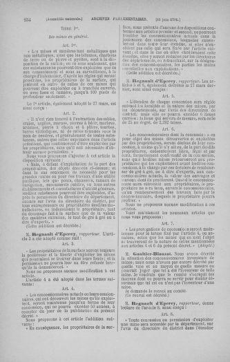 Tome 27 : Du 6 juin au 5 juillet 1791 - page 254